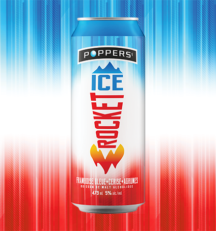 Poppers - ICE ROCKET - 473ml
